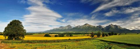 Vysoké Tatry - Podhorie