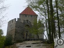 Na dříve prokletém hradě jsou dnes i svatby, pak že se kletba nedá zlomit…