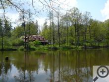 Areál památníku Jana Žižky má několik hektarů a rozkládá se v nádherné přírodě