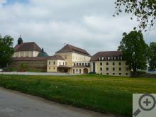 Přímo v klášteře můžete koupit anýzový a kmínový likér