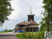 Jiráskova turistická chata v celé své kráse