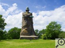 16metrový Jan Žižka, jedna z největších soch v Čechách