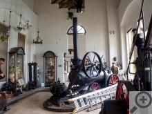 Jak vidět v nejstarší vodní elektrárně je pořád co dělat, ale i vidět