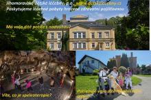 Dětské léčebny Boskovice a Ostrov u Macochy