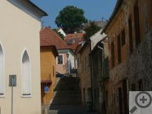 Židovská čtvrť není rozhodně nějaký skanzen