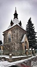 Kaple sv. Alžběty