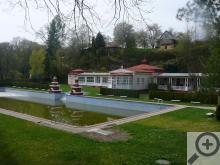Jedno z nejkrásnějších koupališť v Čechách (zatím bez vody)